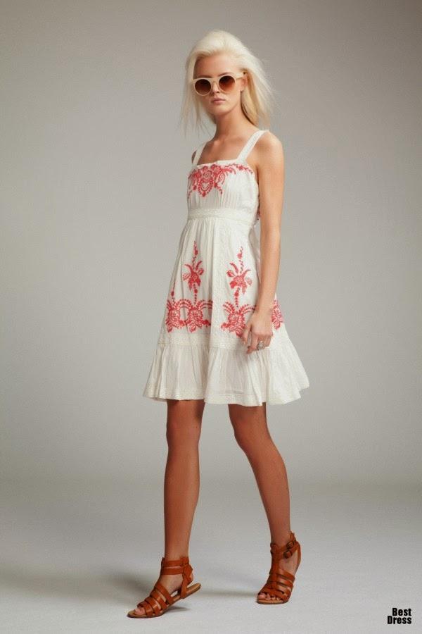 Moda en vestidos de temporada