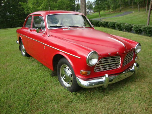 Daily Turismo: 5k: 1967 Volvo 122S (Amazon) Coupe