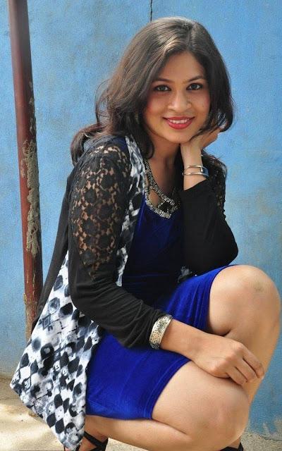Jyothi Stills At Mental Police Movie On Location