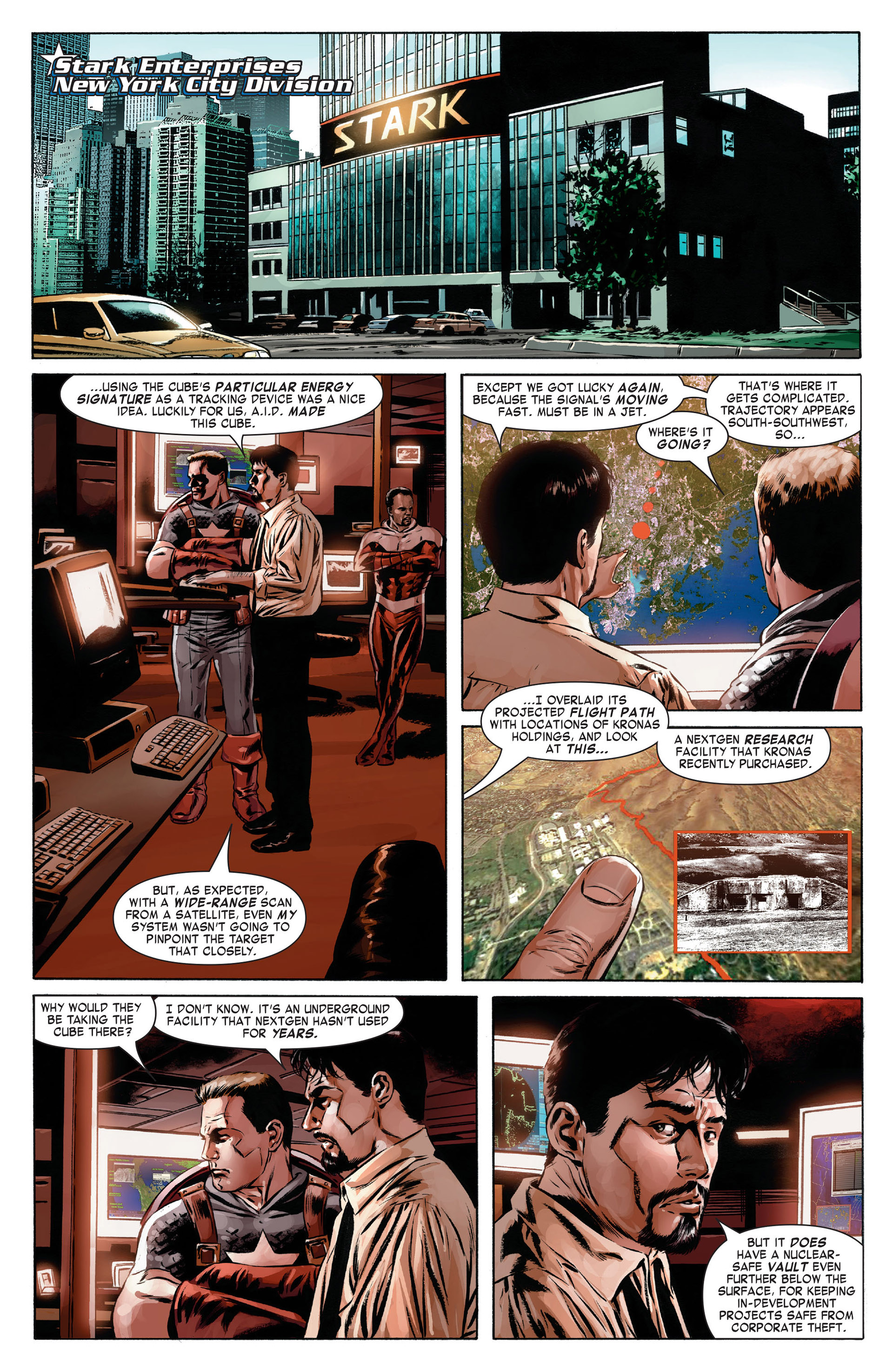 Captain America (2005) Issue #13 #13 - English 17