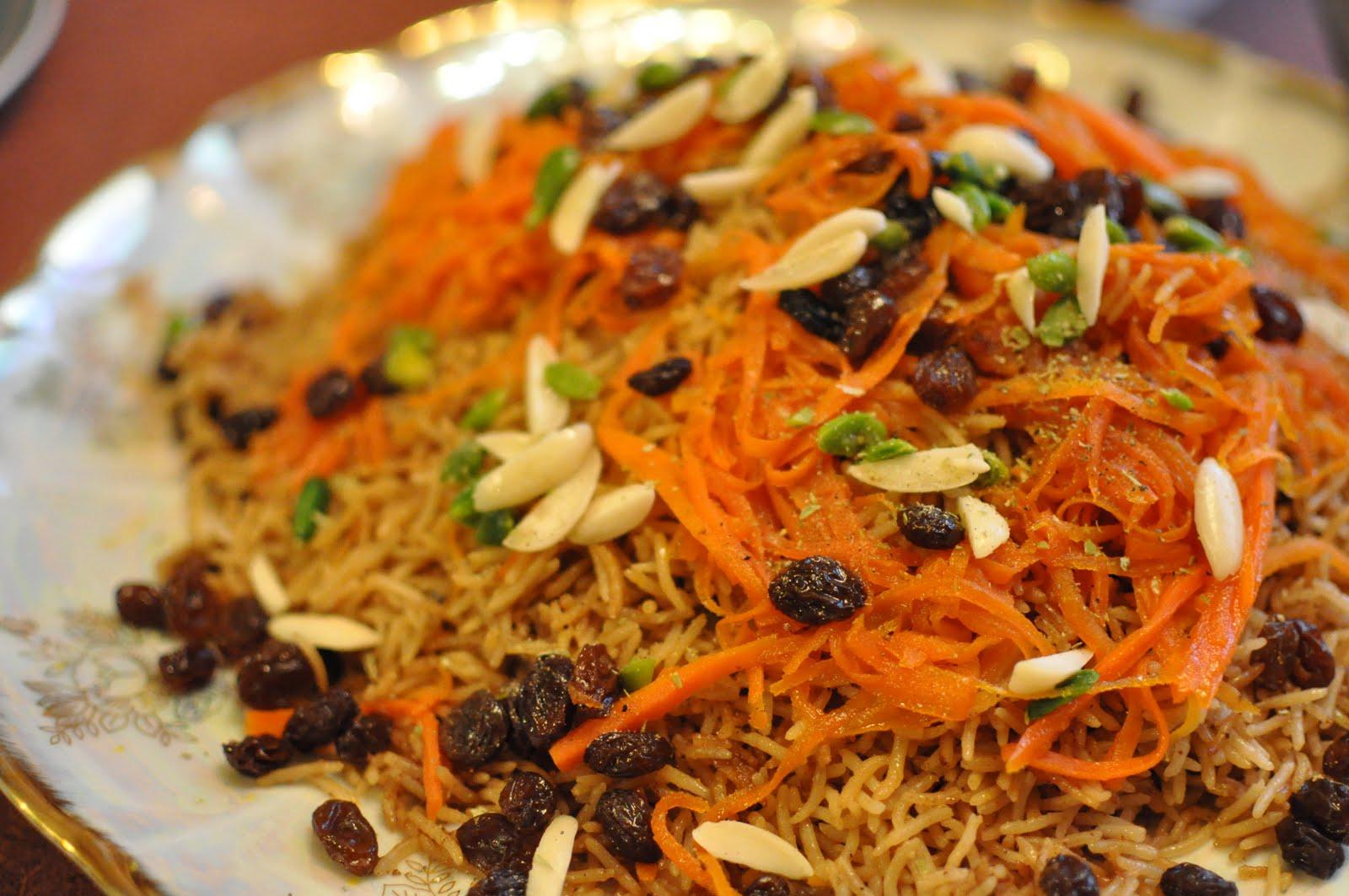 Lamb pilaf  Rice recipes  Afghan food  SBS Food