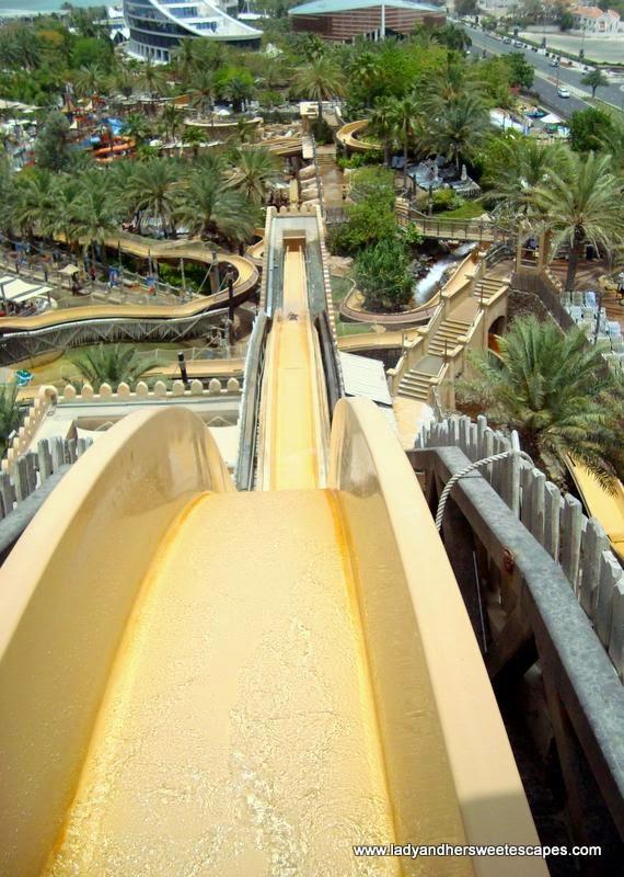 Jumeirah Sceirah in Wild Wadi water park Dubai