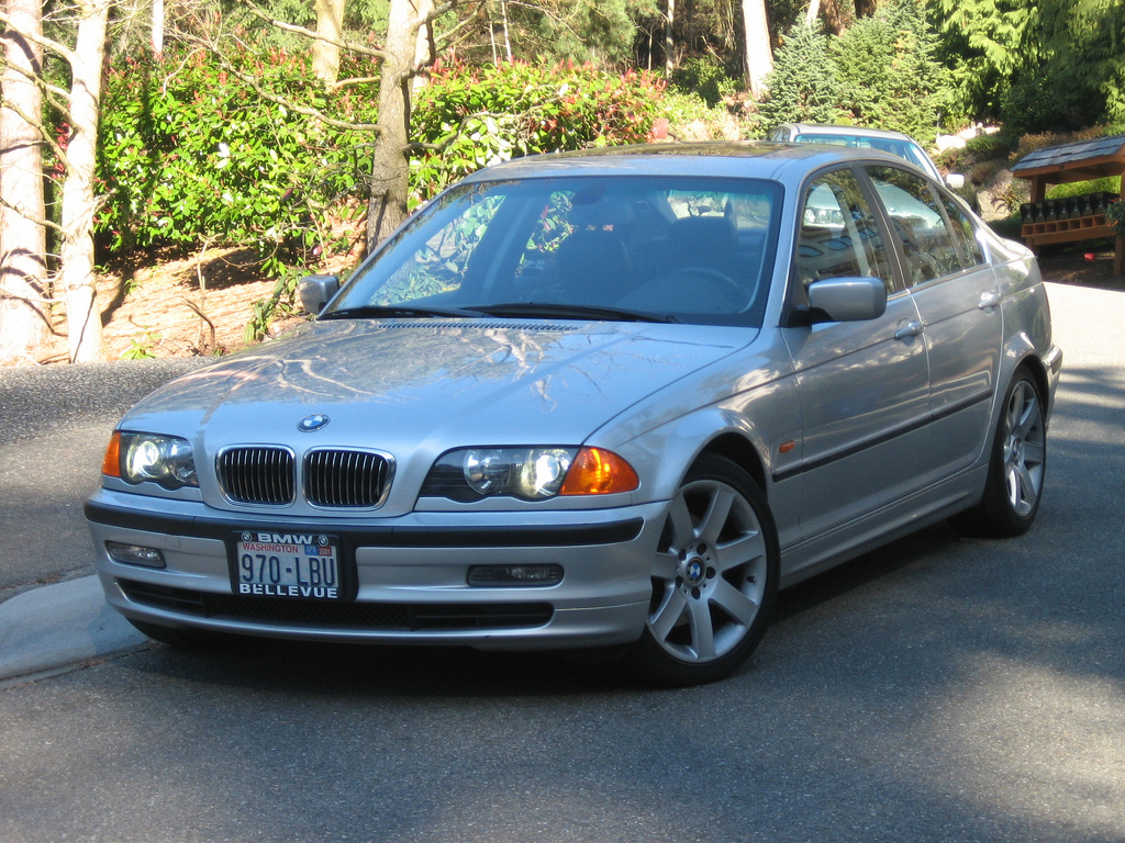 Why Theory Trader Dreamer BMW 328i E46