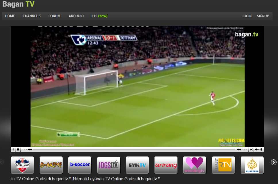 tv streaming liga inggris indosiar live streaming mivo tv siaran