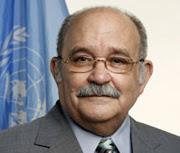PADRE MIGUEL D'ESCOTO. Expresidente de la Asamblea General de la ONU