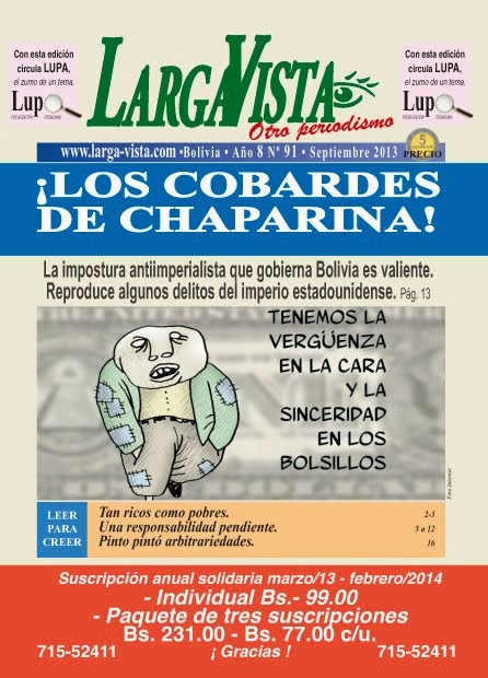 LARGA VISTA Nº 91