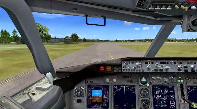 Microsoft Flight Simulator X PC Games Gameplay