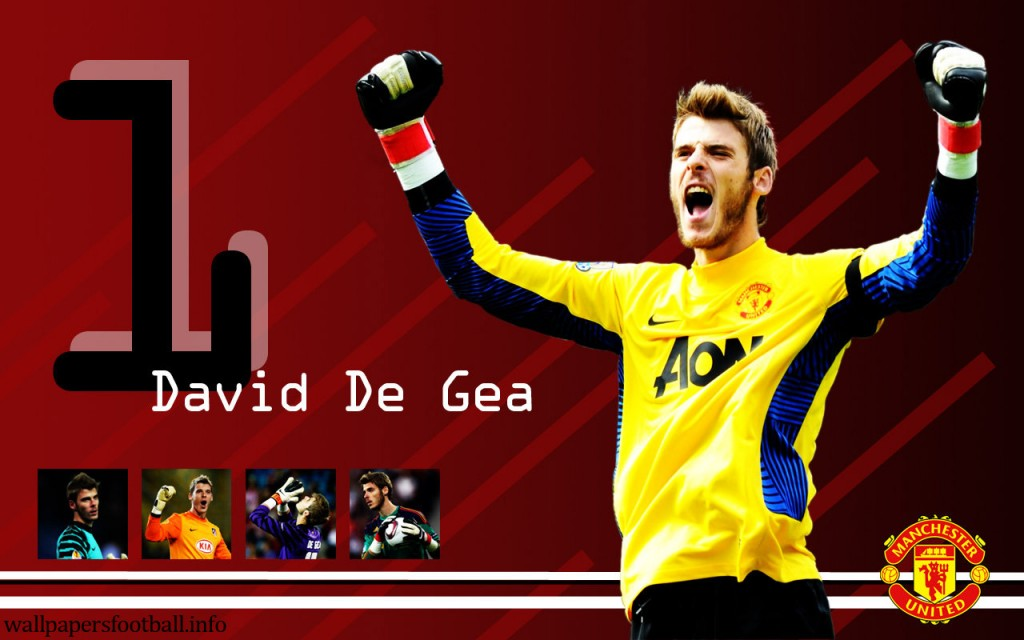 All About Sports: David De Gea Hd Wallpapers