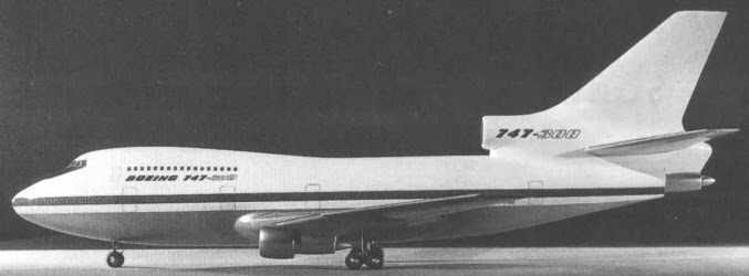 The Jet Age The Life And Times Of The Boeing 747sp