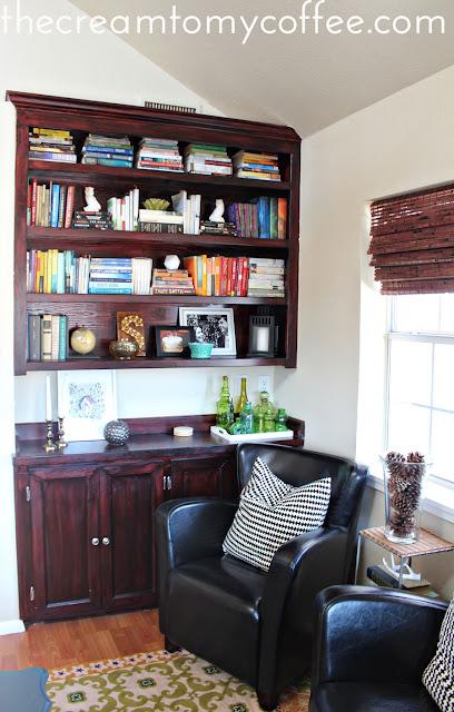 Anthropologie Living Room Makeover