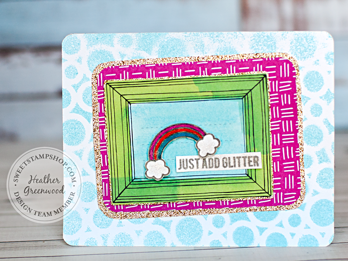 Heather Greenwood | Sweet Stamp Shop - July Releases | Princess