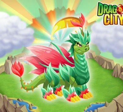 Cara Mendapatkan Pure Dragon Gratis Di Dragon City