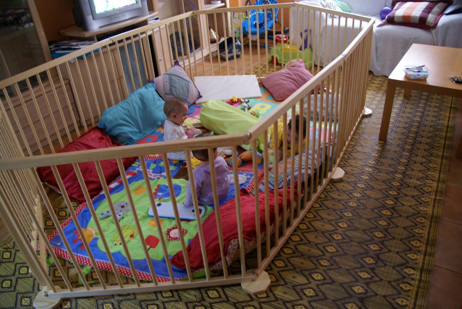 Trestrillistigres 2 julio 2011 - Construir parque infantil ...
