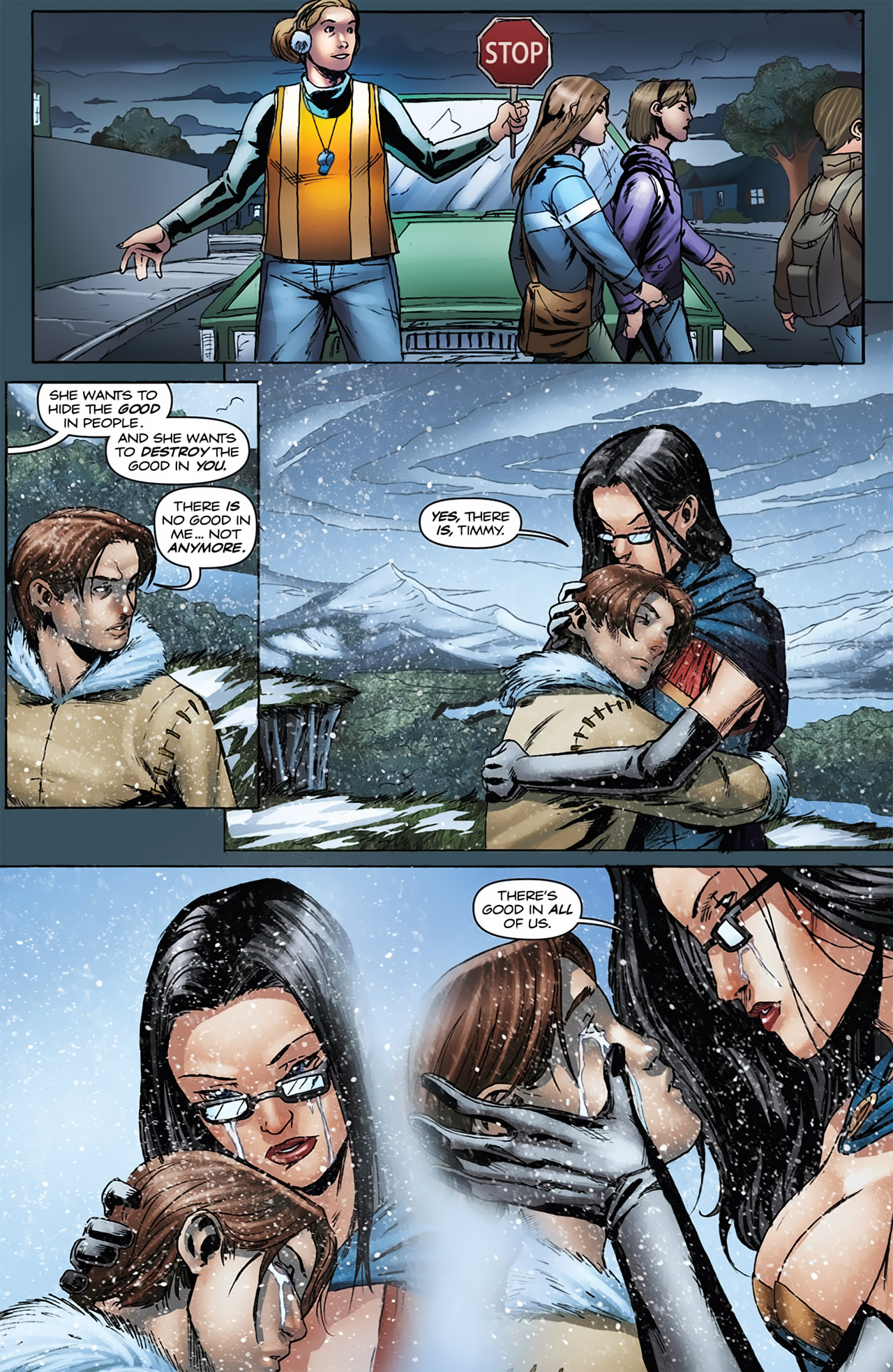 Grimm Fairy Tales (2005) Issue #22 #25 - English 21