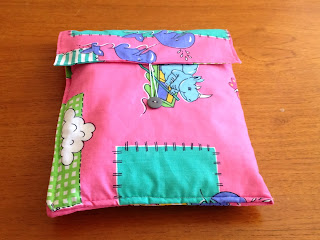 sew an ipad bag