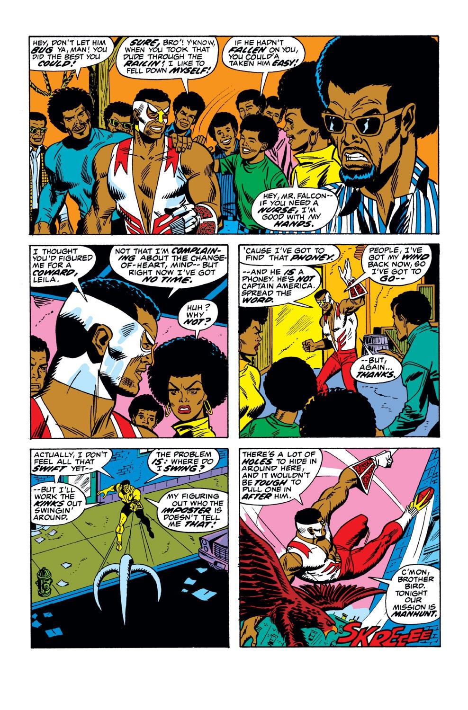Captain America (1968) Issue #154 #68 - English 15