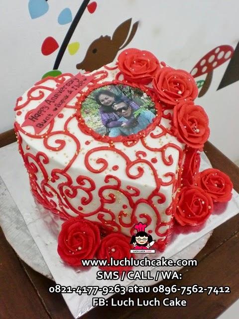 Kue Tart Anniversary Daerah Surabaya - Sidoarjo