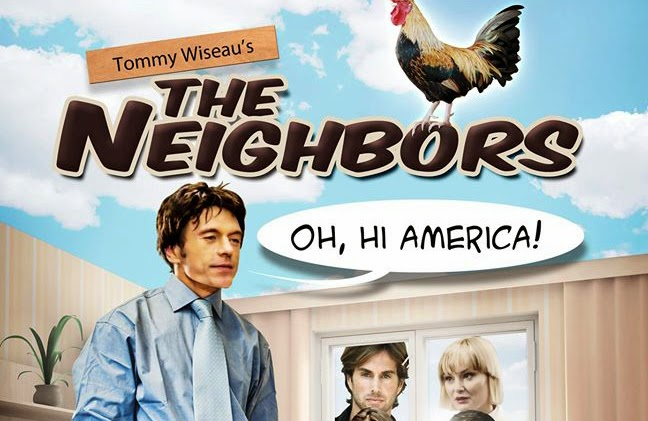 Exclusive Sneak Preview of Tommy Wiseau's The Neighbors