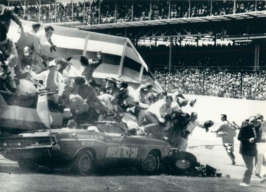 I Car Crash Indy