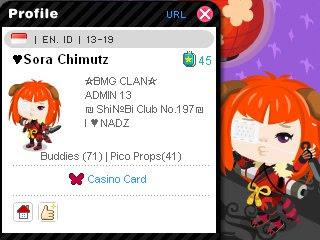☆BMG CLAN☆ADMIN 13