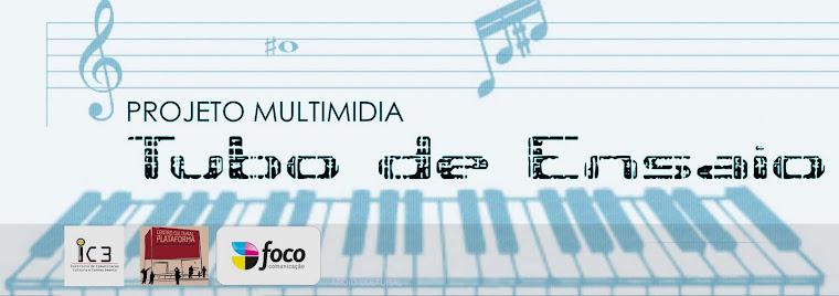 Projeto Multimídia Tubo de Ensaio