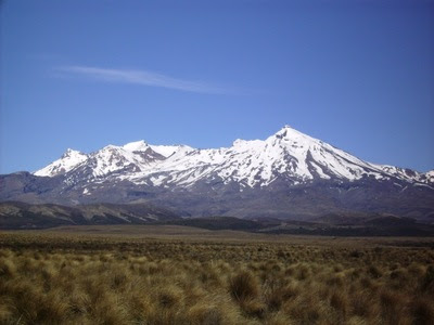 normal_Mt_Ruapehu Painting