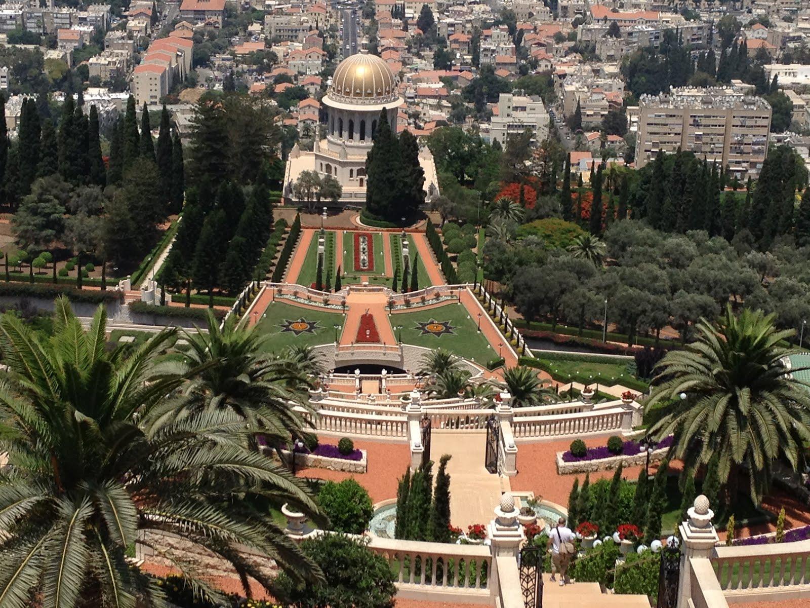 jerusalem wanderings: haifa trip with arab and israeli women