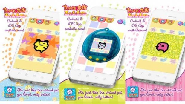 Tamagotchi Bakal Hadir di Smartphone
