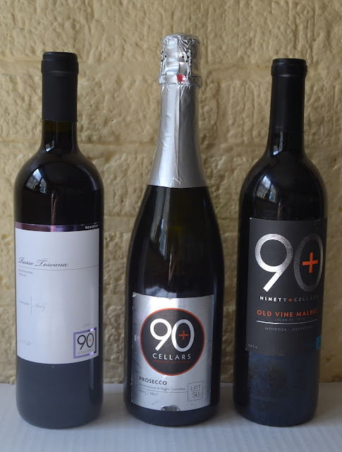 Ninety+ Cellars Wine