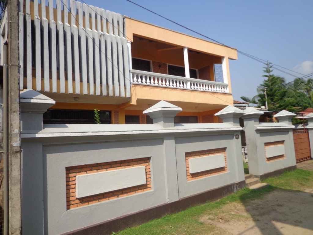 Parapet Wall Design Photos : House parapet wall designs