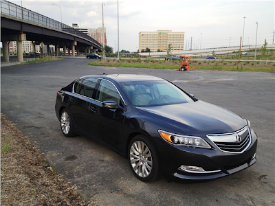2014 Acura RLX Release Date & Review
