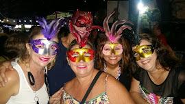 Baile de Máscaras - Largo do Atheneu