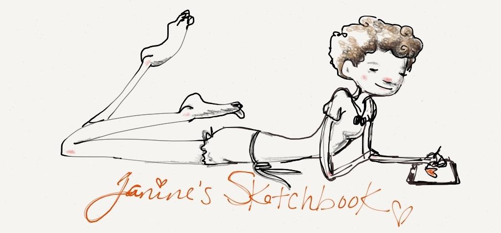 Janine's  Sketchbook