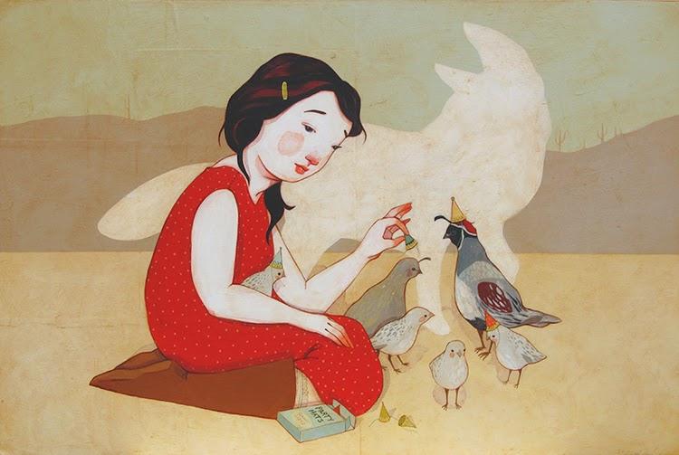 Rebecca Green, illustration