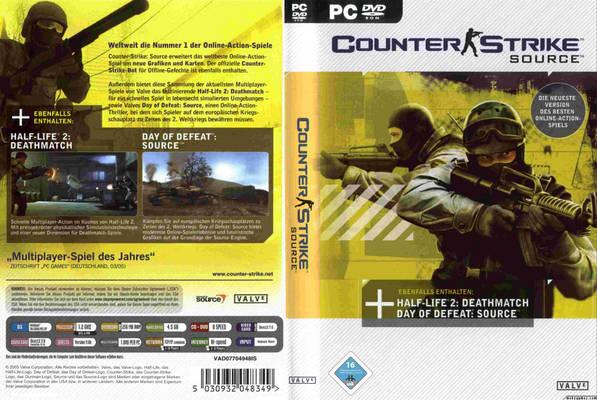 تحميل لعبة Counter Strike Source برابط واحد وبدون تثبيت