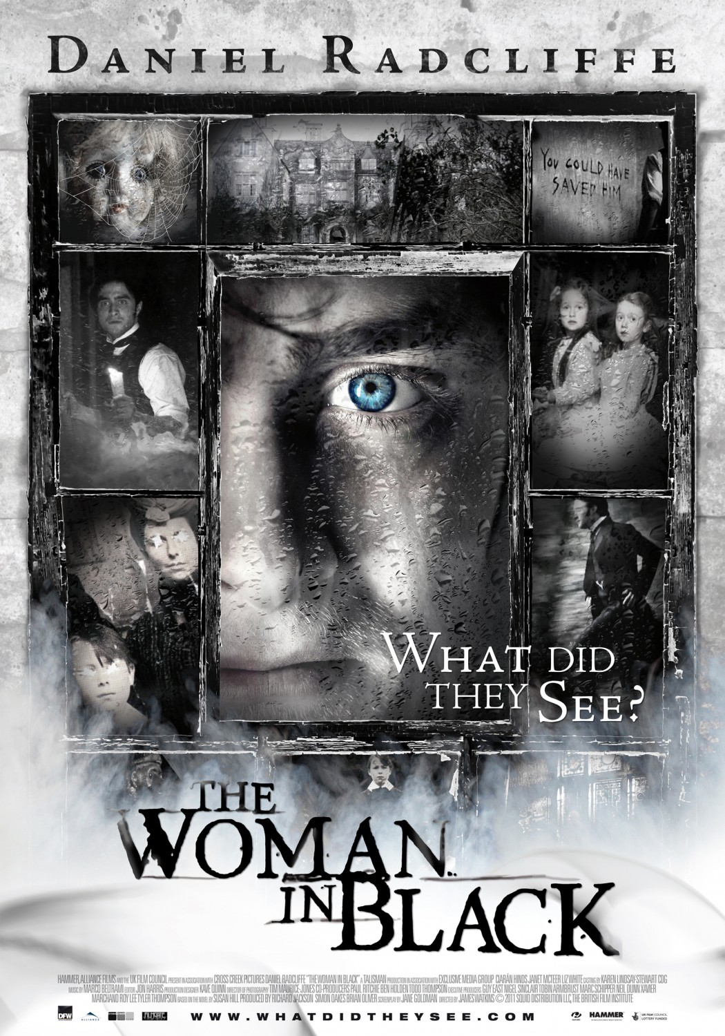 andromedahigh the woman in black el p211ster