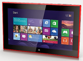 Gambar Nokia Lumia 2520