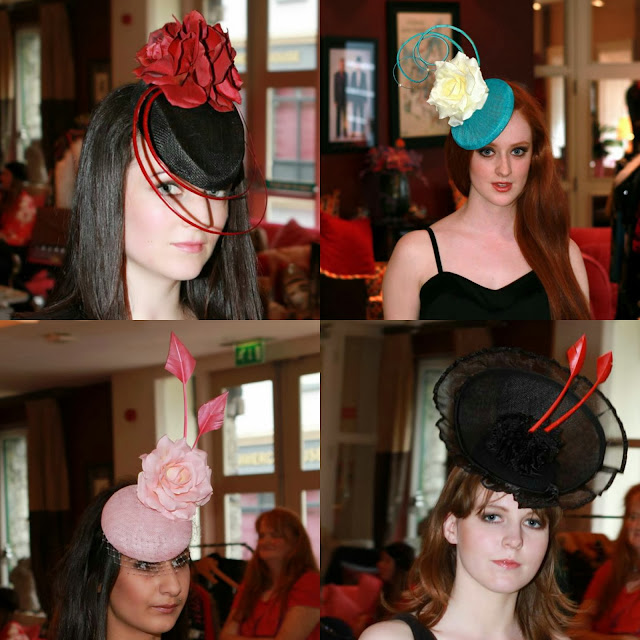 Bec Boop Galway Bloggers Party Mary White Millinery