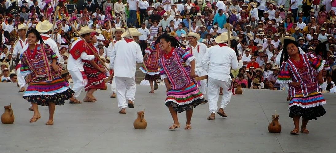 Baile con espíritu