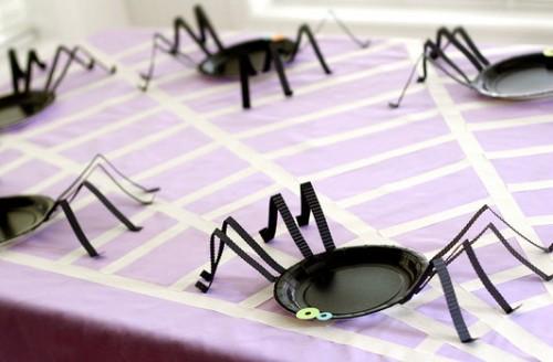 Ideas - Cómo Decorar una Fiesta de Halloween para Niños : Decorando ...
