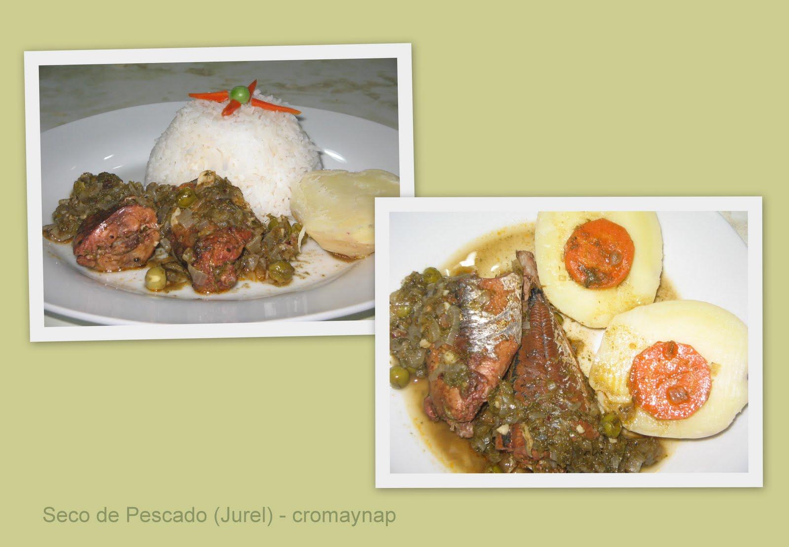 Sugerencias gastronomicas un delicioso seco de pescado for Cocinar jurel