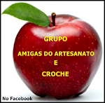 Grupo Amigas Do Artesanato e Croche No Facebook
