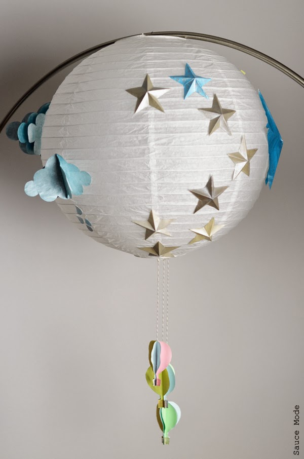 diy d corer une boule japonaise pour un enfant blog mode lyon sauce mode. Black Bedroom Furniture Sets. Home Design Ideas