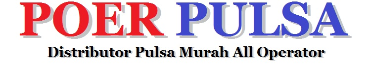 POER PULSA Distributor Pulsa Murah Elektrik PLN Voucher Game Online