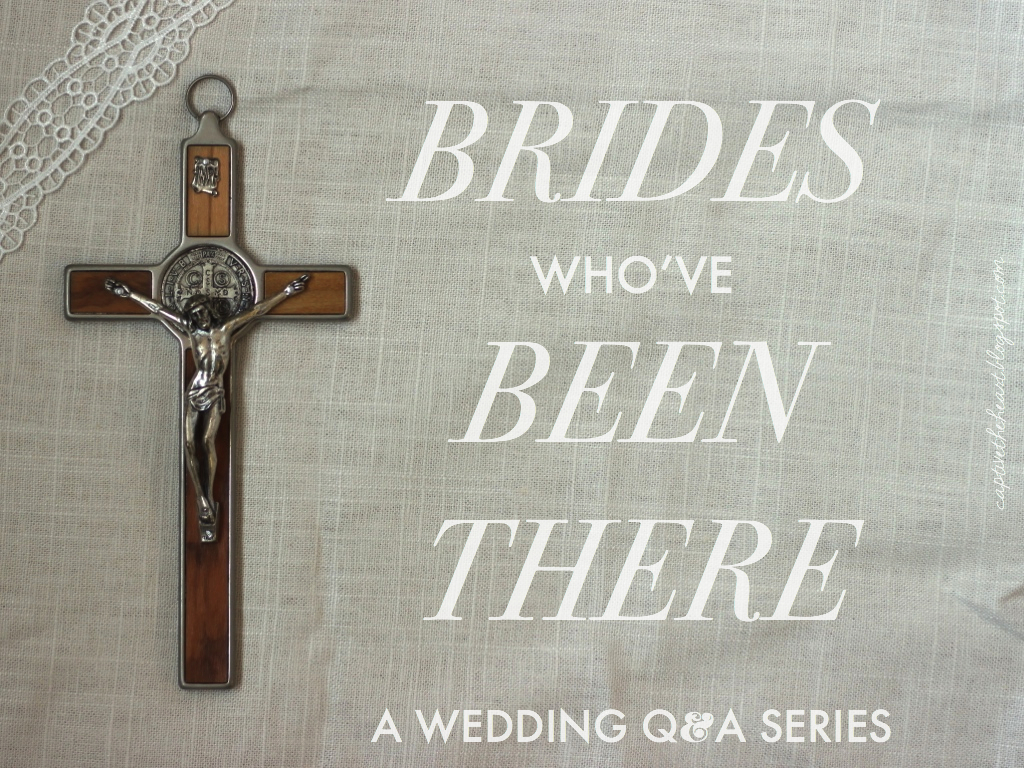 Captive The Heart A Sprightly Wedding Blog For The Catholic Bride