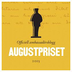 Augustpriset 2015