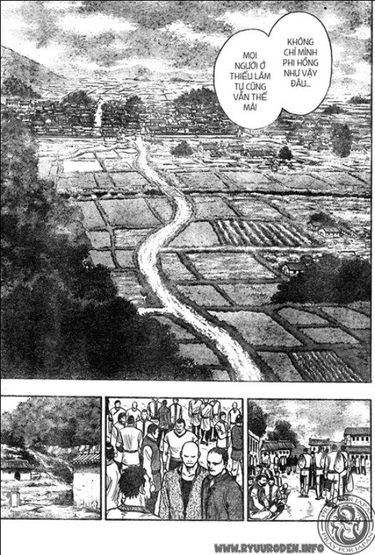 Hoàng Phi Hồng Phần 4 chap 53 Trang 5