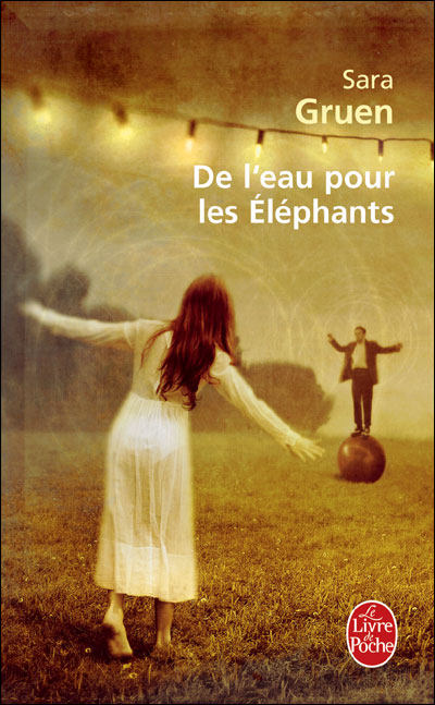 Kabaret kulturel water for elephants for Dans ma ville on traine