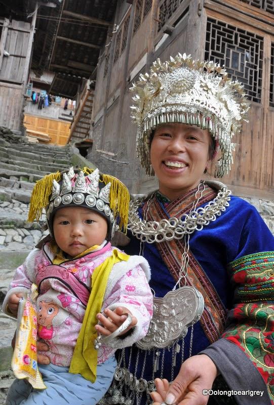 Miao Women Guizhou, China