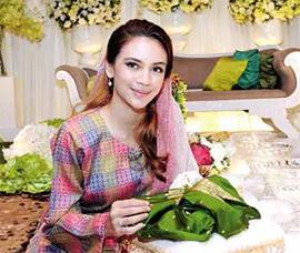 Diana Danielle Panik Menjelang Pernikahan, Nikah Di Hotel Flamingo